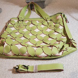 Mellow World Handbag Shoulder/Crossbody Green